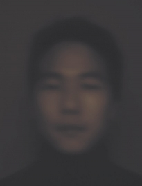 "Kyunwoo Chun, ""1 Hour Portrait #7"", 2002"